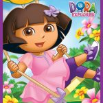 Crayola Giant Coloring Pages Coloring Page Crayola Giant Colorings Dora The Explorer 997x1500