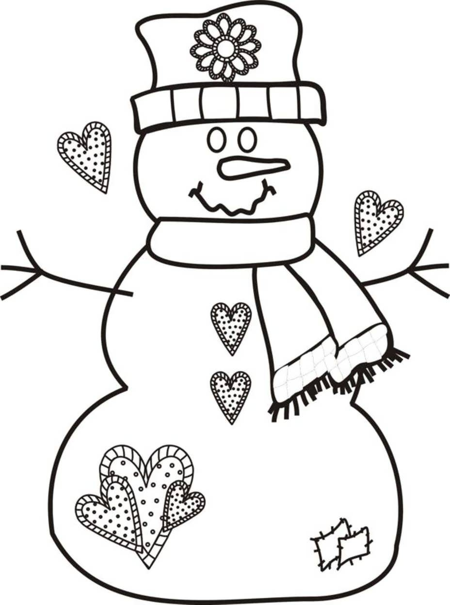 Cute Christmas Coloring Pages Christmas Coloring Pages Printable Free Download Best Christmas