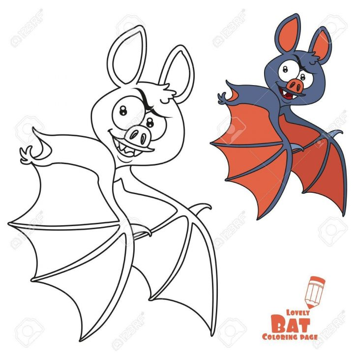 Cute Halloween Coloring Pages Bat Pictures To Color Cute Halloween Coloring Pages Futurama