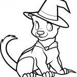 Cute Halloween Coloring Pages Halloween Coloring Pages Cute At Getdrawings Free For Personal
