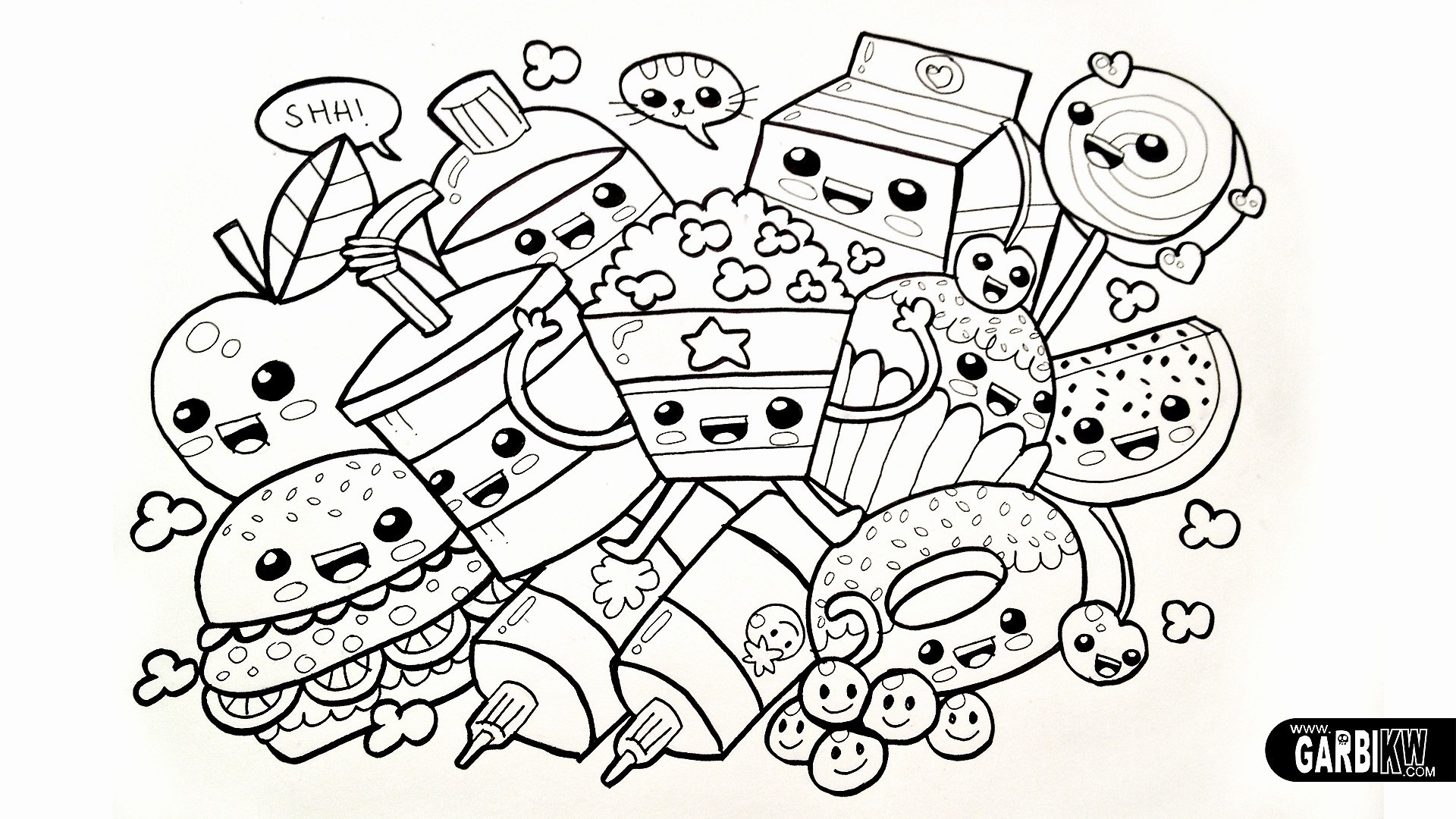 Cute Halloween Coloring Pages Unique Cool Halloween Coloring Sheets Viranculture