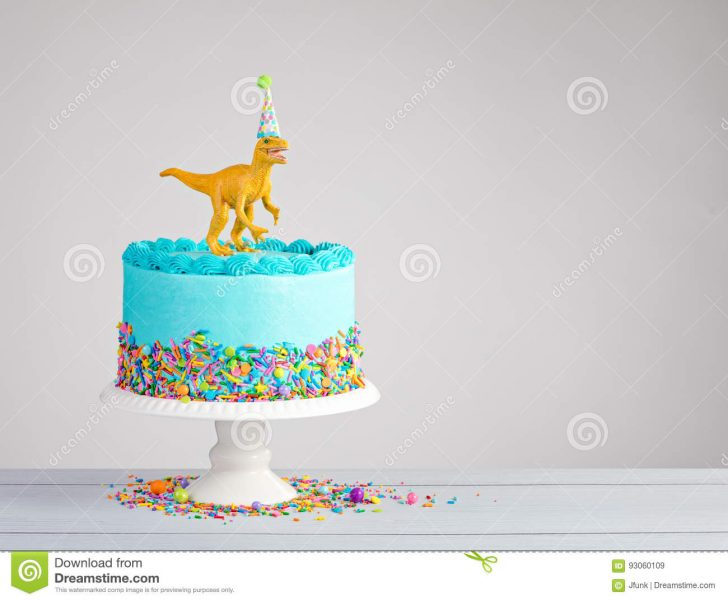 Dinosaur Birthday Cakes Dinosaur Birthday Cake Stock Image Image Of Colorful 93060109