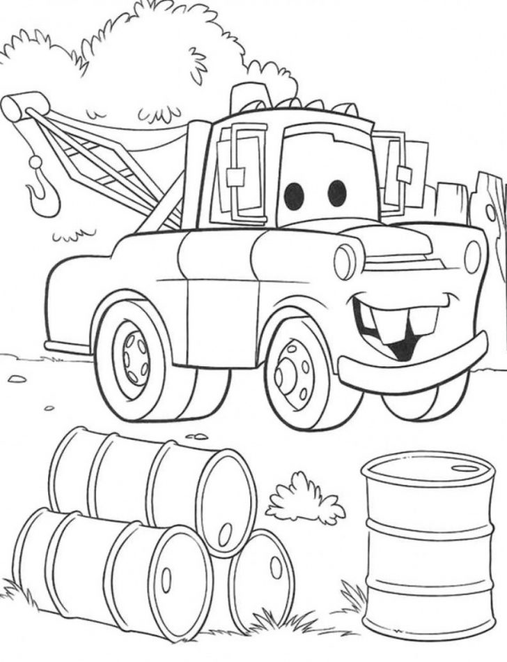 Disney Cars Coloring Pages Awesome Free Disney Cars Coloring Pages Color Bros Sweetlimau
