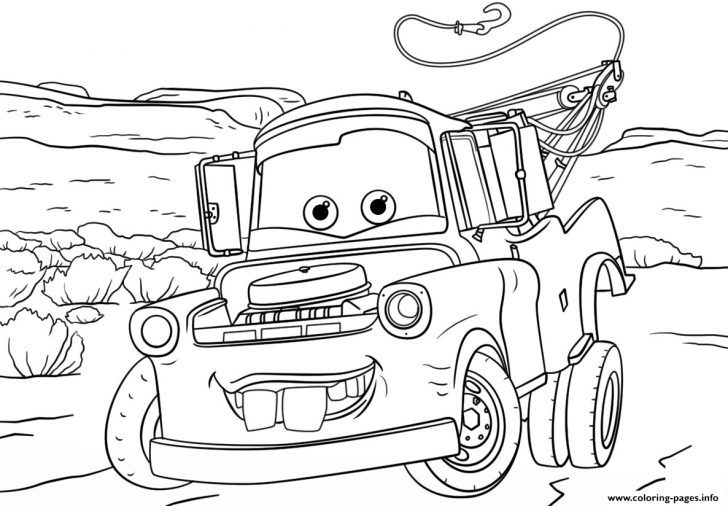 Disney Cars Coloring Pages Disney Cars Coloring In Pages With Disney Cars Coloring Pages Free
