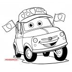 Disney Cars Coloring Pages Disney Cars Coloring Pages To Print Wuming