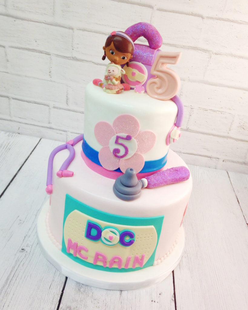 Doc Mcstuffin Birthday Cake Nashville Sweets Doc Mcstuffins Birthday Cake