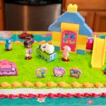 Doc Mcstuffins Birthday Cake Averys Doc Mcstuffins Party Ideas Diy Tip Junkie