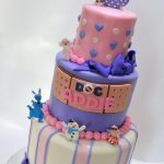 Doc Mcstuffins Birthday Cake Doc Mcstuffins Theme Birthday Cake Cakecentral