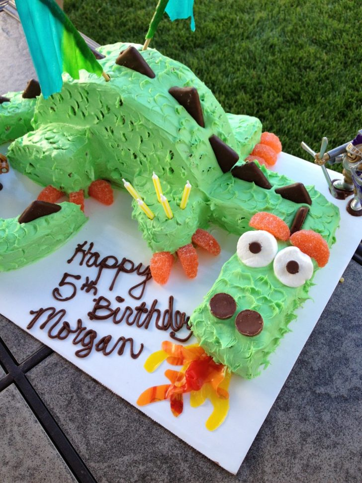 Dragon Birthday Cake Dragon Birthday Cake Tutorial Housewives Of Riverton