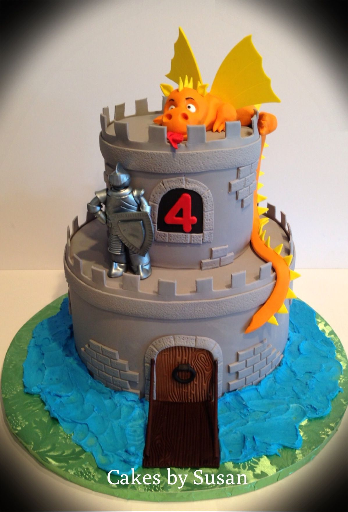 25+ Inspired Picture of Dragon Birthday Cake