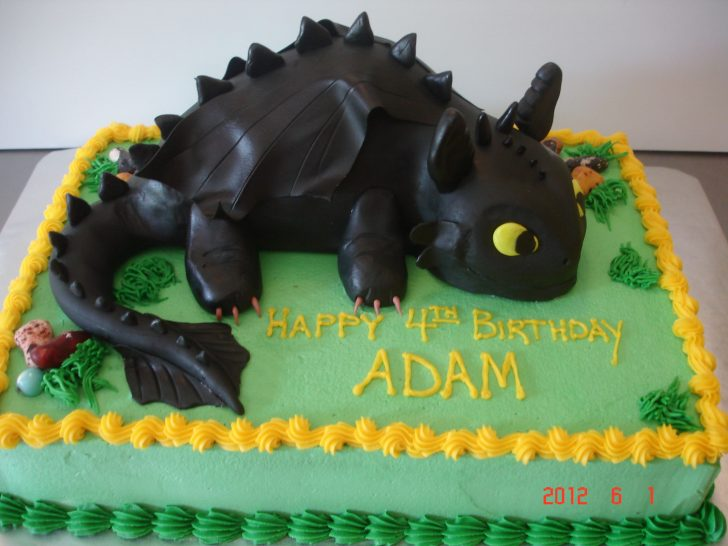 Dragon Birthday Cake Toothless Dragon Cake Google Search Birthday Pinterest How
