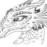 Dragon Coloring Pages Coloring Page Printable Dragon Coloring Pages Page Fabulous Book