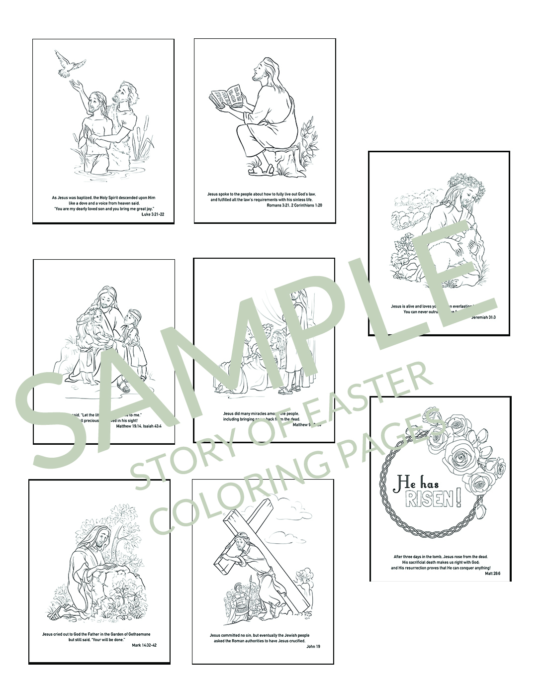 Easter Coloring Pages Religious Christian Easter Coloring Pages Printables For Kids Adults