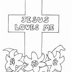 Easter Coloring Pages Religious Free Religious Easter Coloring Pages Kids
