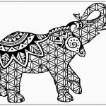 Elephant Adult Coloring Pages Adult Coloring Pages Free African Elephant Realistic 76 Elephant