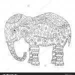 Elephant Adult Coloring Pages Elephant Coloring Book Unique Photos First Adult Coloring Book 29
