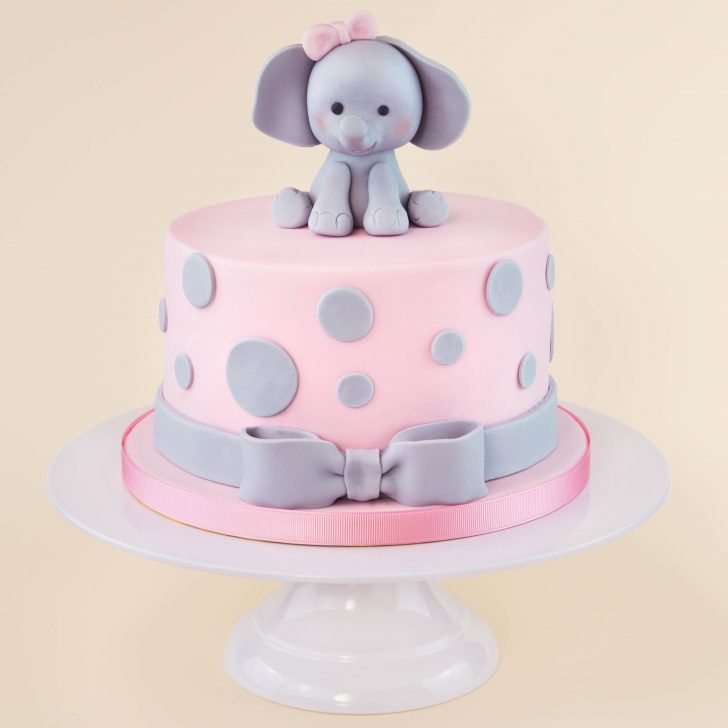 Elephant Birthday Cakes Pink Elephant Cake Party Ideas Pinterest Cake Elephant Cakes