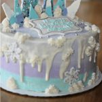Elsa Birthday Cake A 6th Birthday Party Holidays Pinterest Elsa Birthday Cake