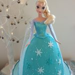 Elsa Birthday Cake Barbie Birthday Cakes Wwwibirthdaycakebarbie Birthday Cakes