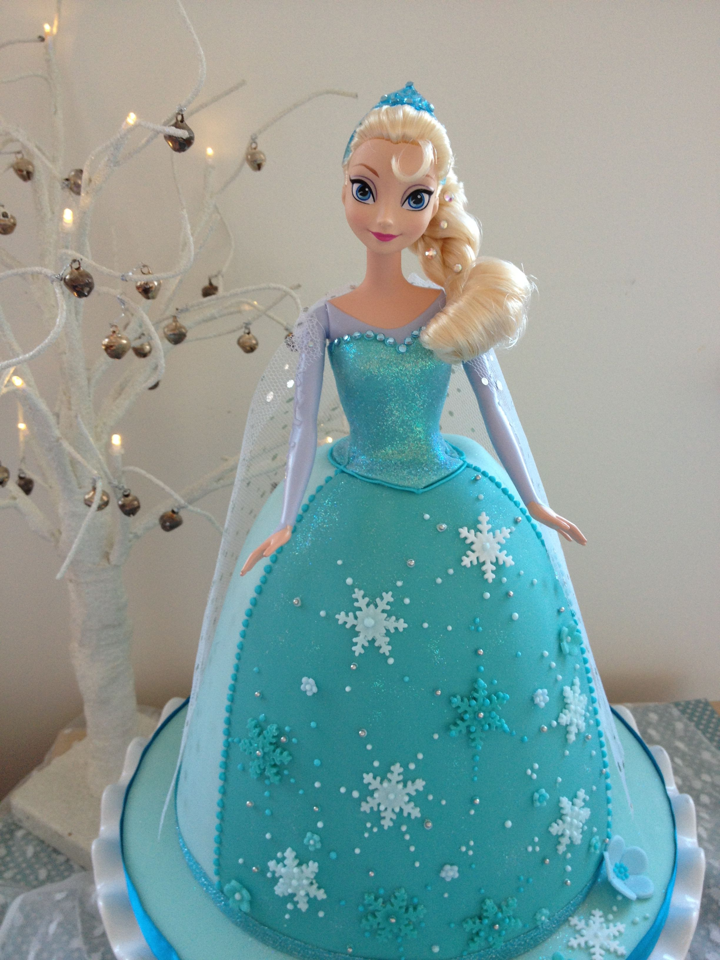 Elsa Birthday Cakes Barbie Birthday Cakes Wwwibirthdaycakebarbie Birthday Cakes