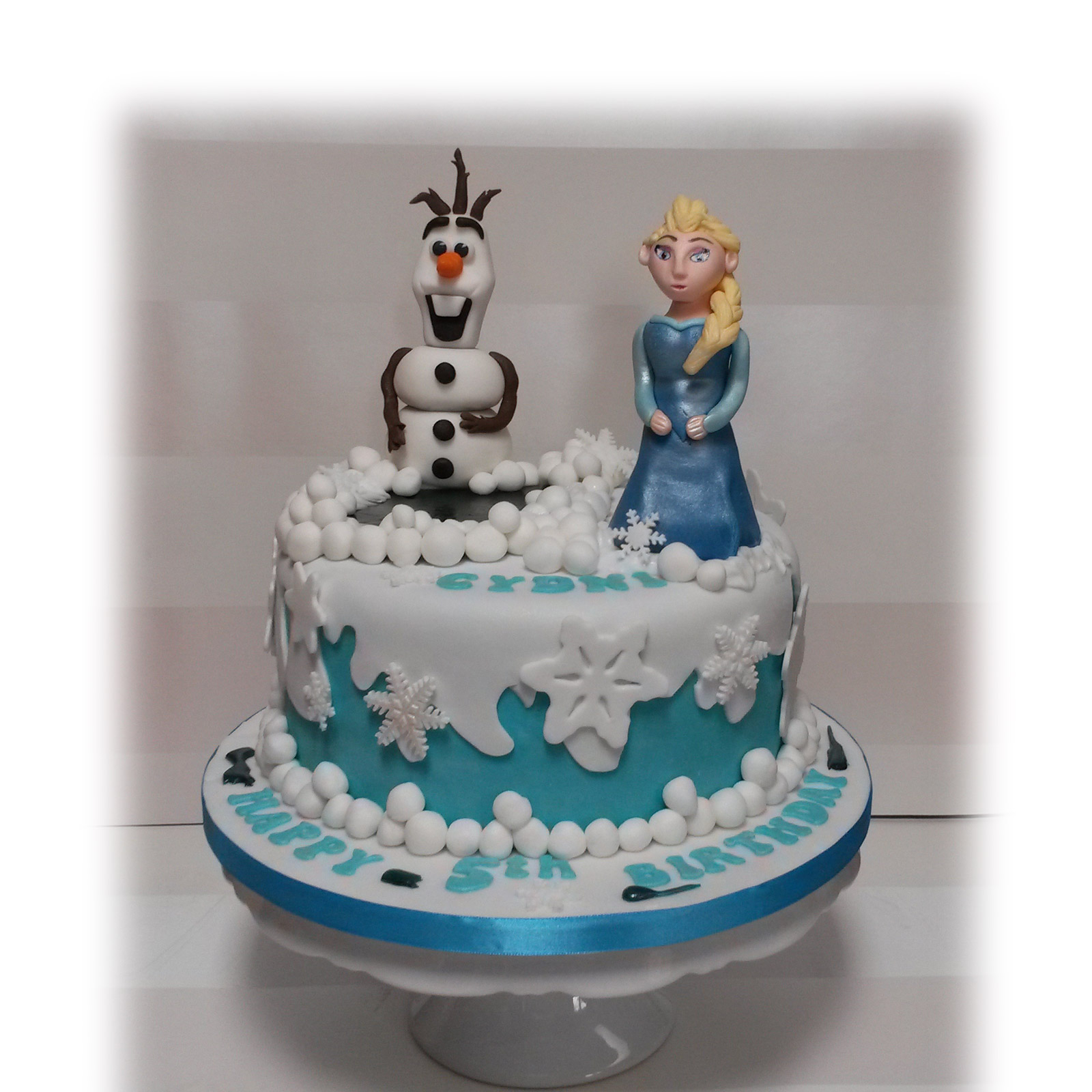 Elsa Birthday Cakes Disney Frozen Elsa Birthday Cake Bakealous