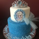 Elsa Birthday Cakes Frozen Elsa Birthday Cake Birthday Cakes In 2018 Pinterest