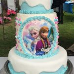 Elsa Birthday Cakes Frozen Theme Birthday Cake Cakecentral