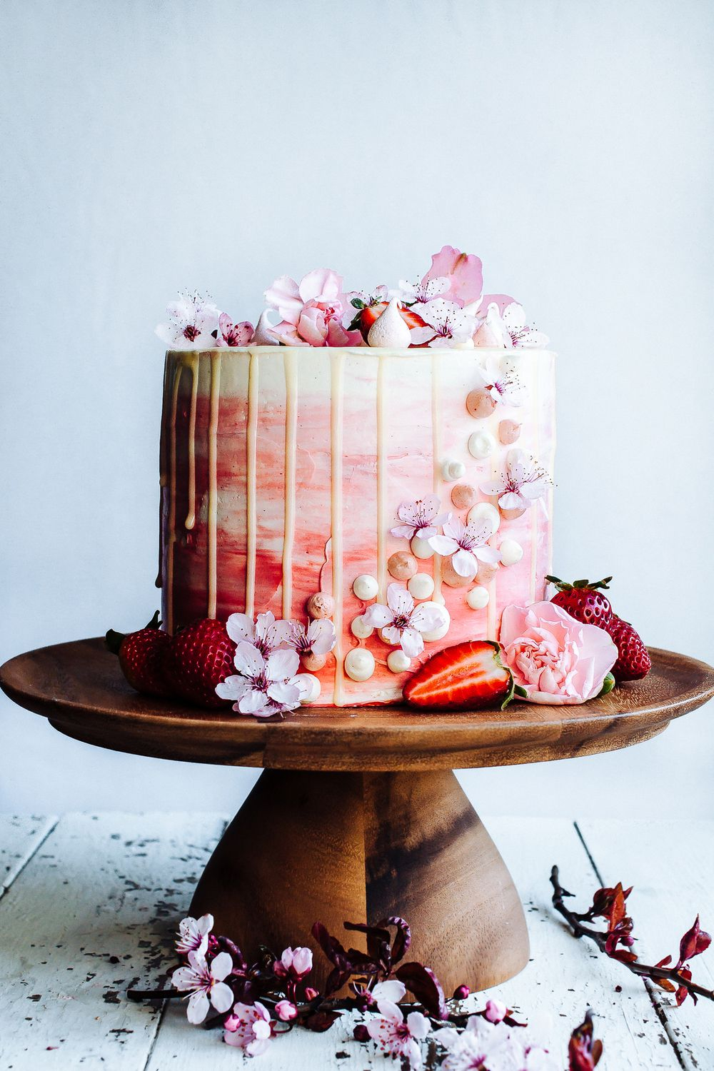 25+ Awesome Photo of Fancy Birthday Cake