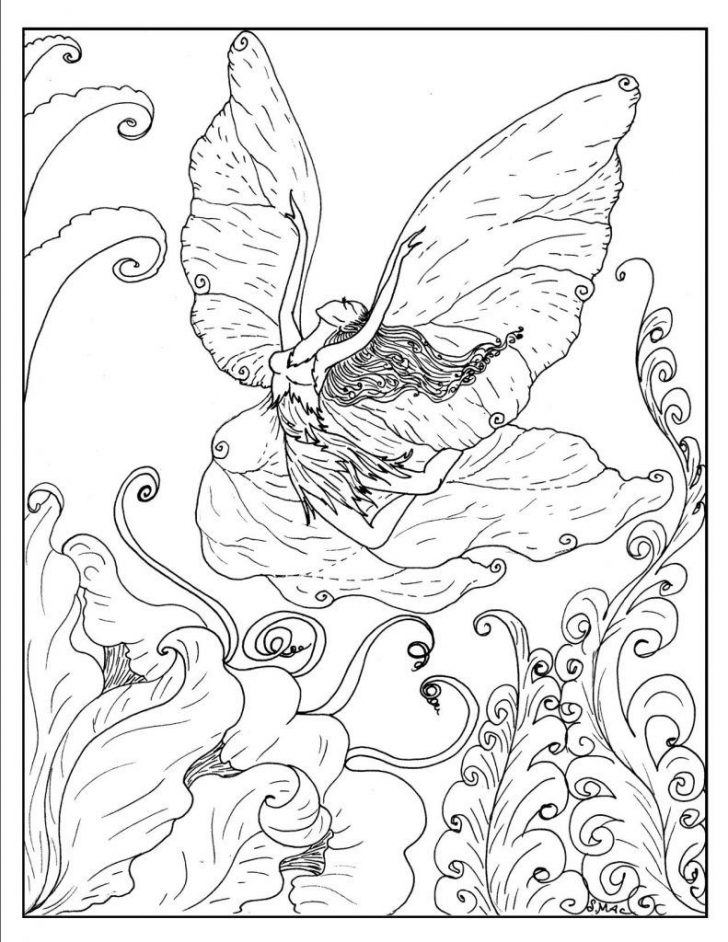 Fantasy Coloring Pages Coloring Page Fantasy Coloring Pages For Adults