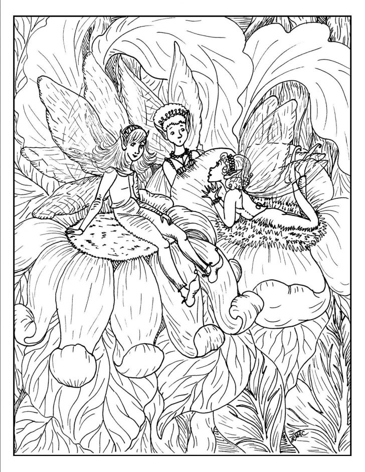 Fantasy Coloring Pages Fantasy Coloring Pages Smacs Place To Be