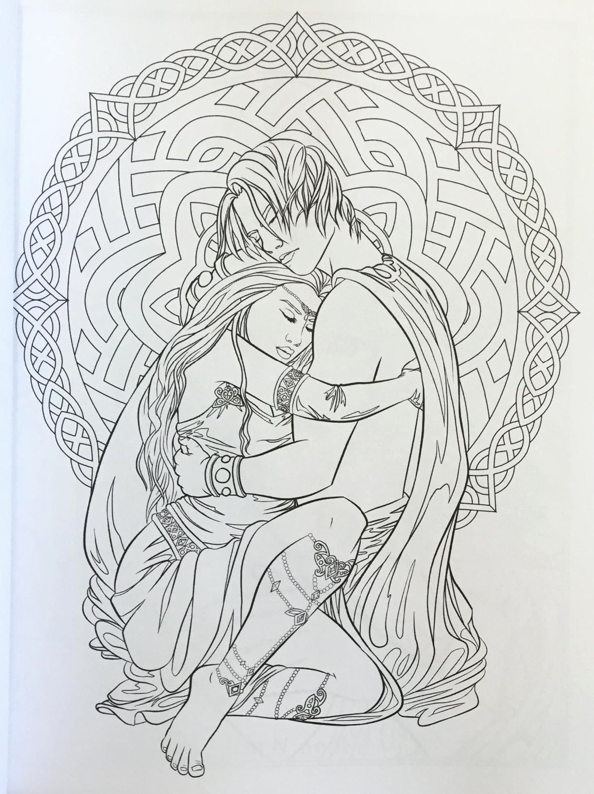 Fantasy Coloring Pages Gothic Coloring Book Best Of Image The Coloring Book For Goths
