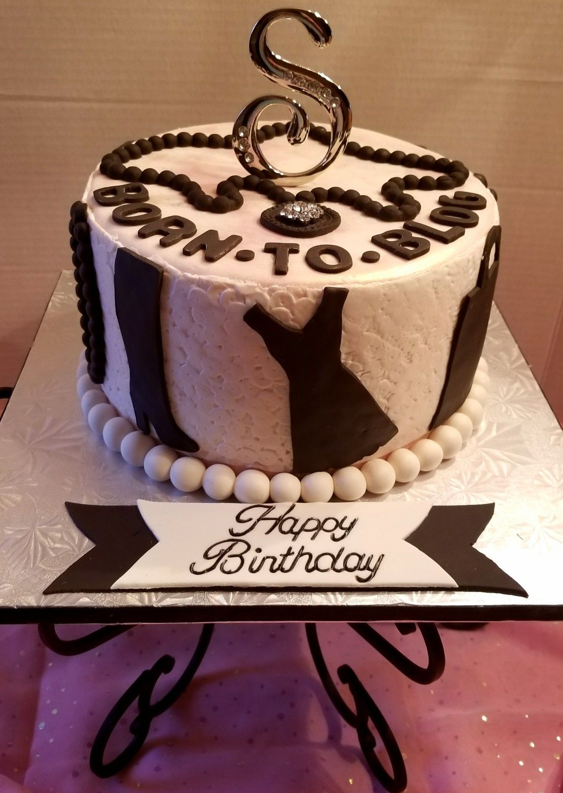 1116 X 1571 In 34 Amazing Picture Of Fashion Birthday Cake