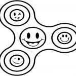 Fidget Spinner Coloring Page Coloring Page Spinners Coloring Markers Videos For Children Learn