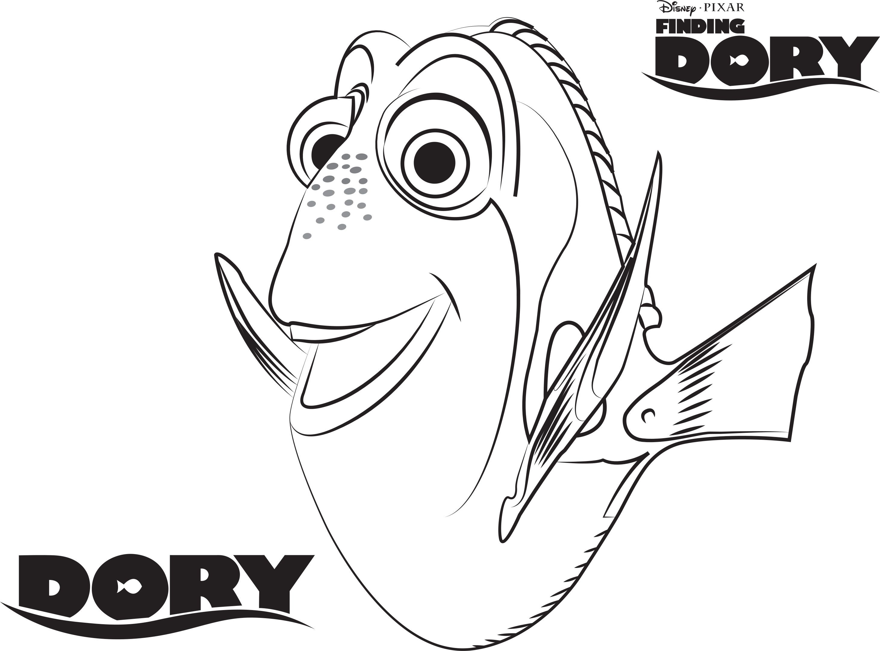 Finding Nemo Coloring Pages Coloring Pages Finding Nemo Coloring Pages Online Paintinginding