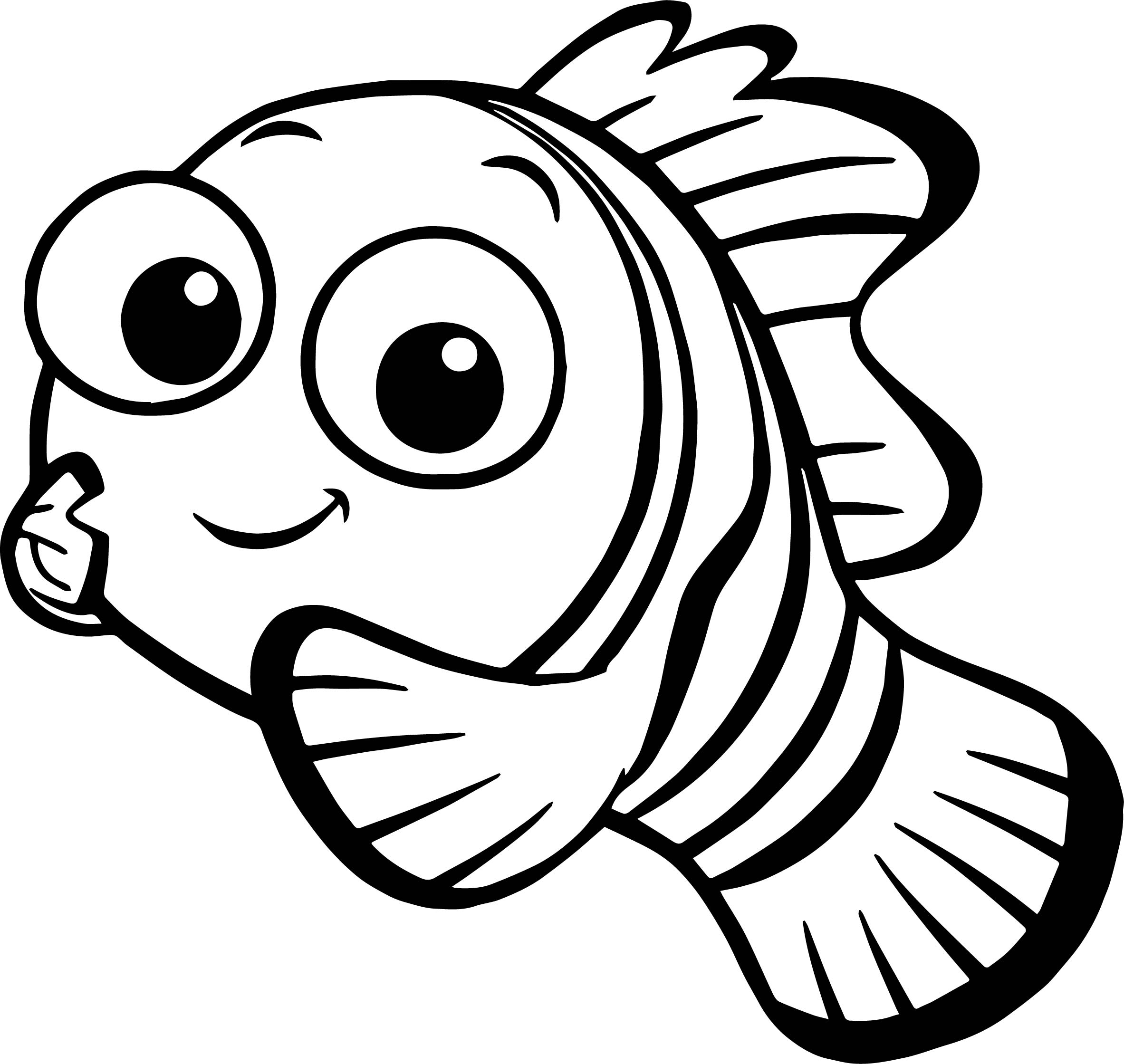 Finding Nemo Coloring Pages Finding Nemo Coloring Pages Coloring Pages For Kids