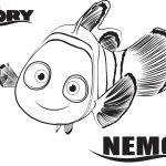 Finding Nemo Coloring Pages Finding Nemo Coloring Pages Elegant Finding Dory Coloring Pages