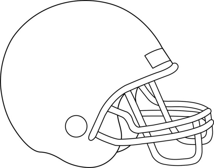 Football Helmet Coloring Page Coloring Pages Nice Football Helmets Coloring Pages Best Ideas For
