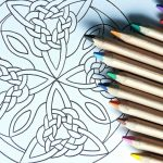 Free Adult Coloring Pages 45 Free Adult Coloring Pages Mandala Abstract To Reduce Stress