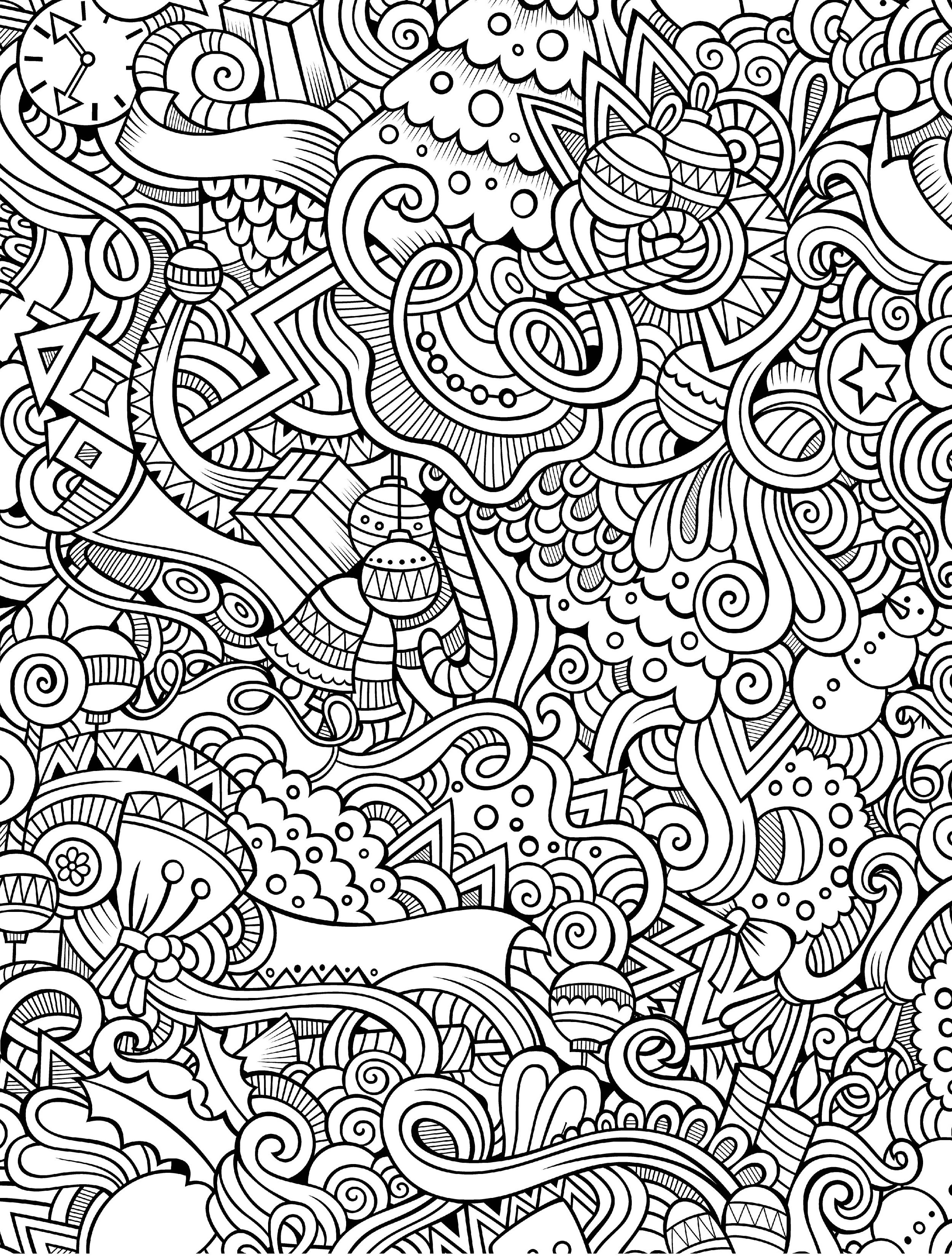 Free Adult Coloring Pages Free Adult Coloring Pages To Print Xflt 10 Free Printable Holiday