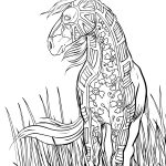 Free Adult Coloring Pages Free Horse Coloring Pages Selah Works Adult Coloring Books