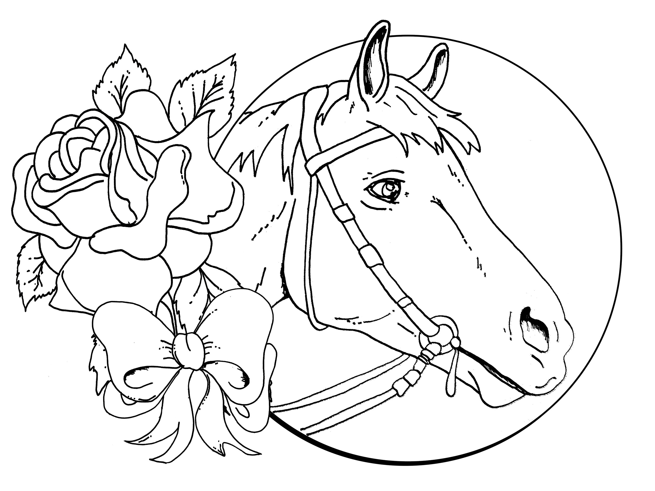 Free Horse Coloring Pages Free Printable Coloring Pages Realistic Horses Luxury Horses