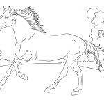 Free Horse Coloring Pages Horses Coloring Pages Free Coloring Pages