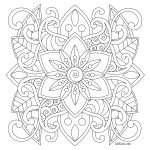 Free Mandala Coloring Pages Free Mandala Coloring Pages Coloring Pages Valence Coloring Pages