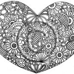Free Mandala Coloring Pages Free Mandala Coloring Pages For Adults Classic Style Free