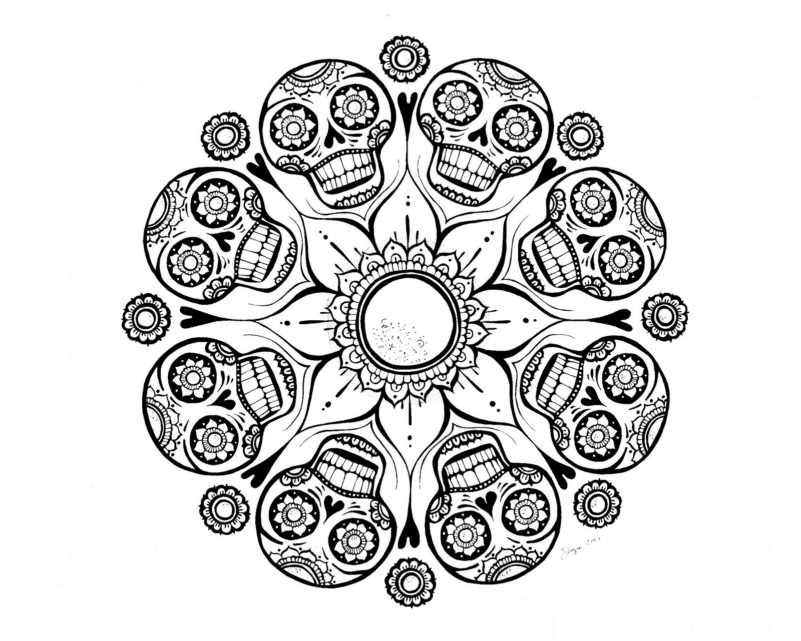 Free Mandala Coloring Pages Free Mandala Coloring Pages Pdf At Getdrawings Free For