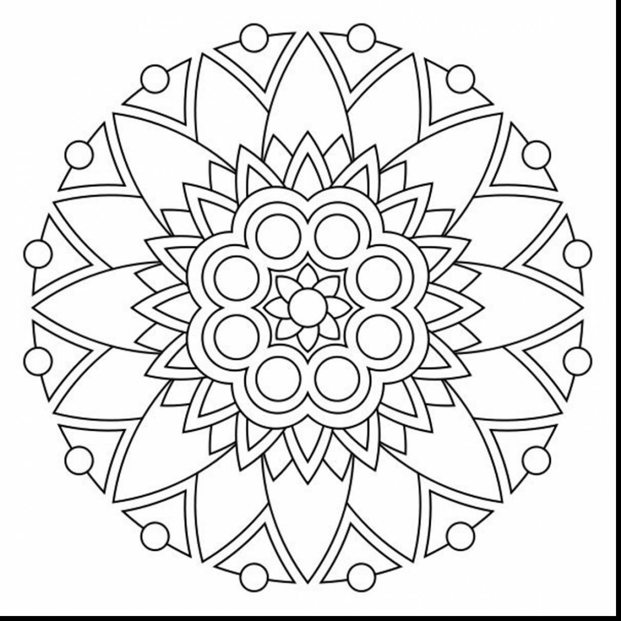 Free Mandala Coloring Pages Free Mandala Coloring Pages To Print Printable Mandala Coloring