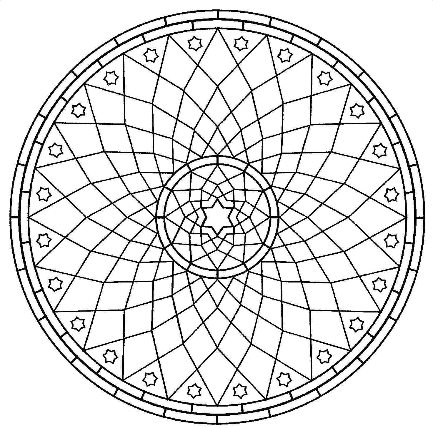 Free Mandala Coloring Pages Free Printable Mandalas For Kids Best Coloring Pages For Kids