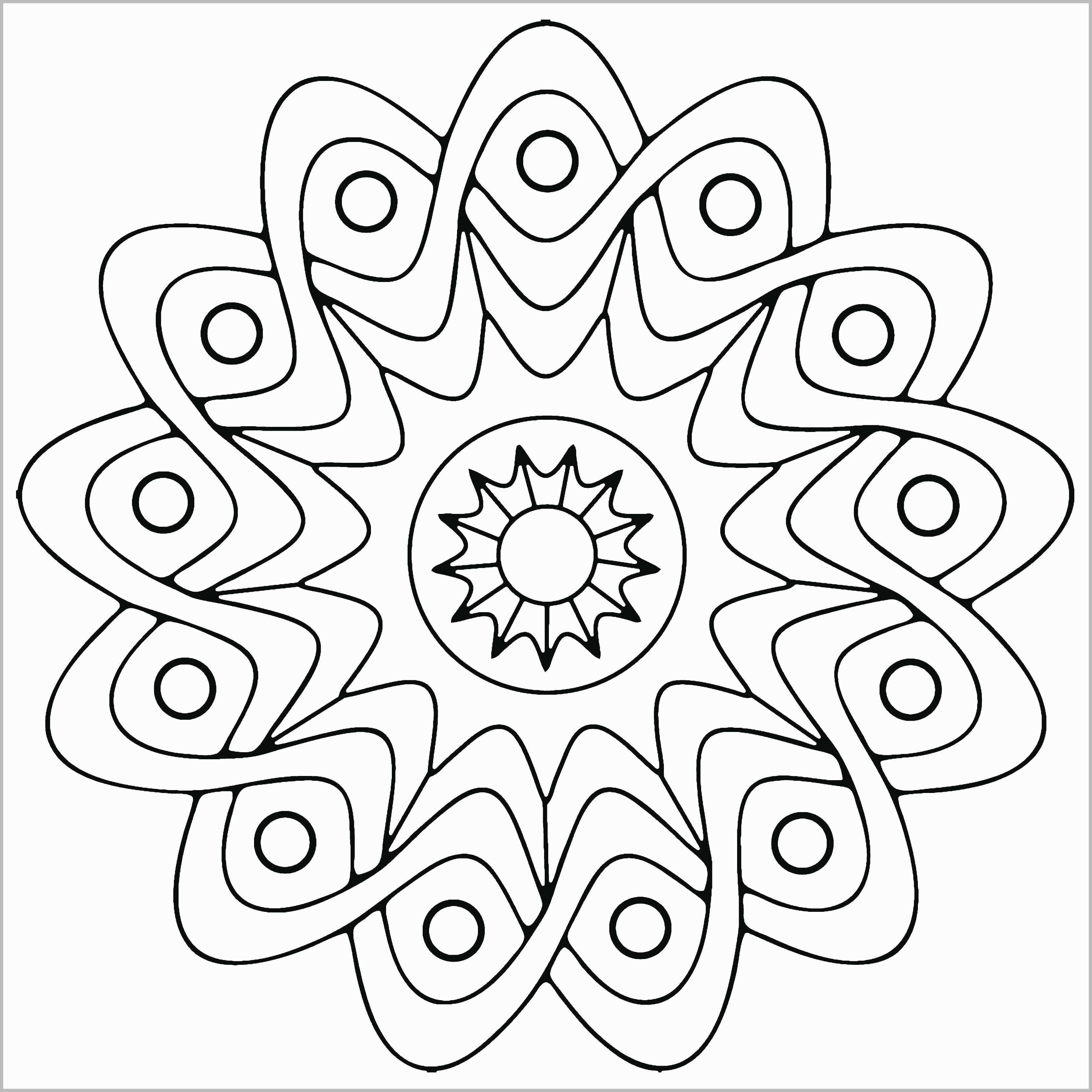 Free Mandala Coloring Pages Printable Mandala Coloring Pages Simple Best Of Free Mandalas For