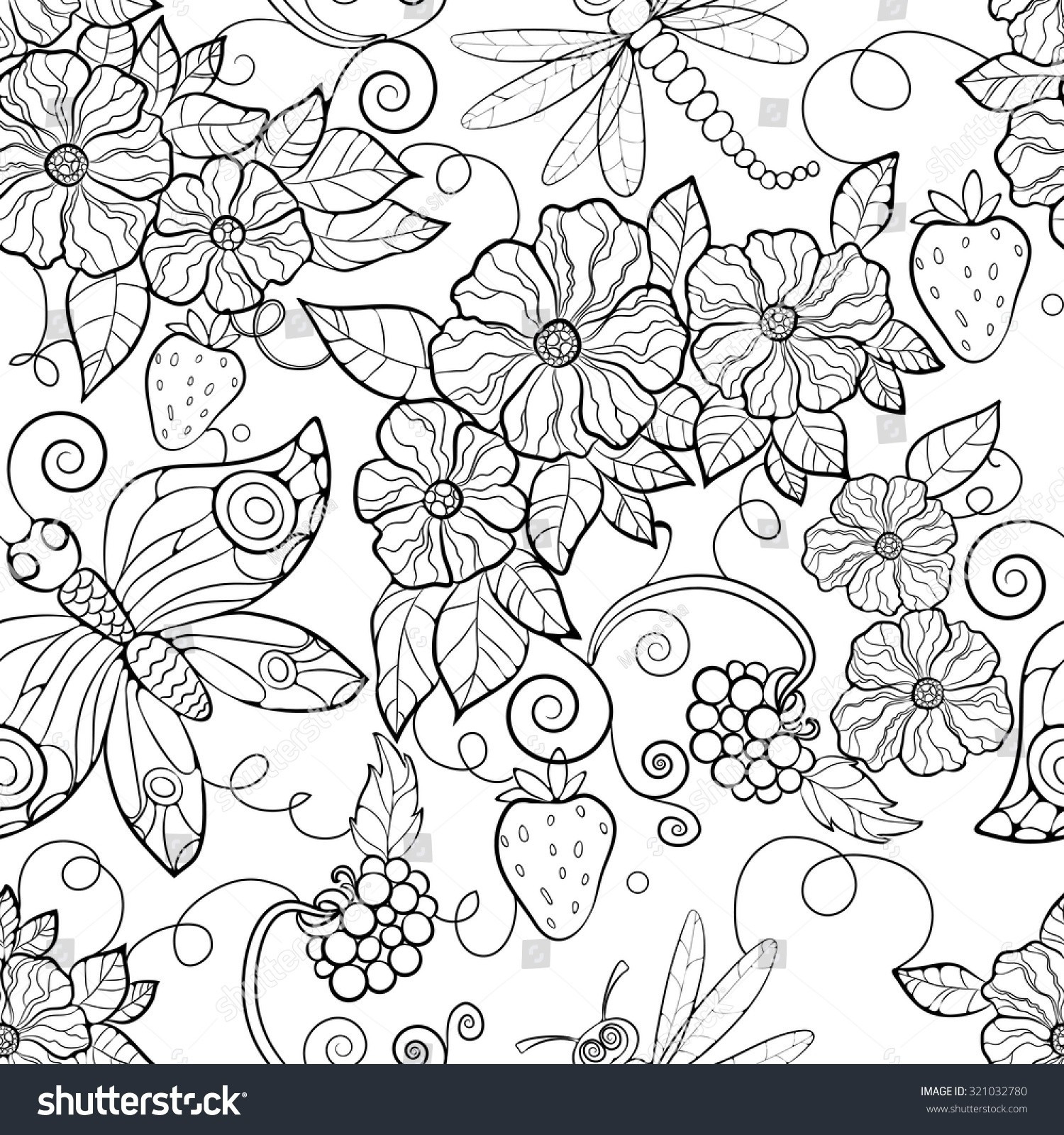Free Printable Flower Coloring Pages Free Printable Flower Coloring Pages Refrence Butterfly And Flower