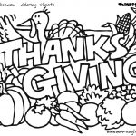 Free Printable Thanksgiving Coloring Pages Free Thanksgiving Coloring Pages For Kids